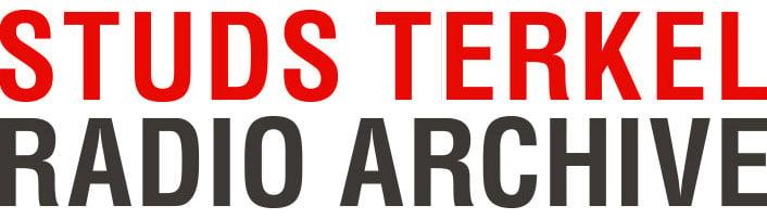 Studs Terkel Radio Archive logo